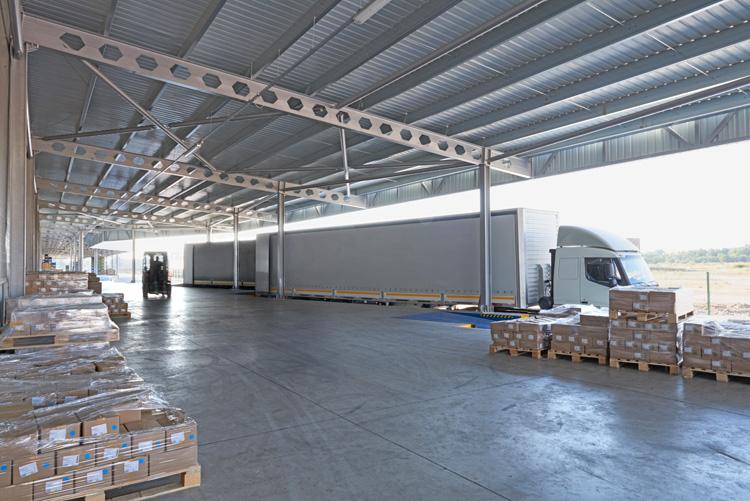 Warehouse Shipment